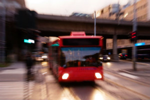 Bus accidents in Rhode Island