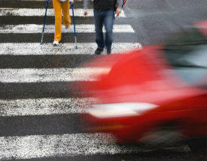 Rhode Island crosswalk accidents