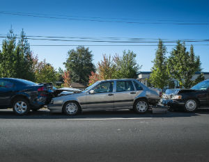 Rhode Island reckless driving accident