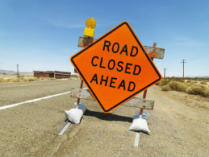 Rhode Island roadblock accidents