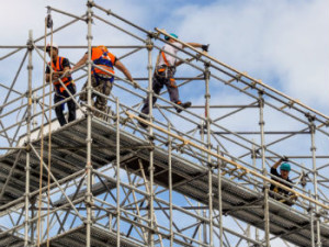 Whode Island Construction Scaffold Accidents