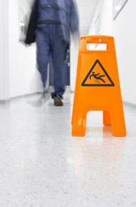 Rhode Island slip and fall accidents liability