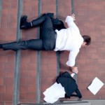 Slip and fall Attorney RI, David Slepkow | Stair Accident