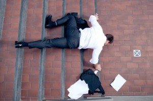 RI stair accident attorneys