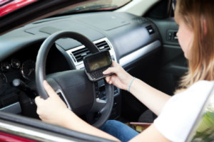 Distracted driving in Rhode Island