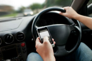 Rhode Island texting while driving accidents